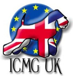 Dog Grooming Qualification ICMG UK logo